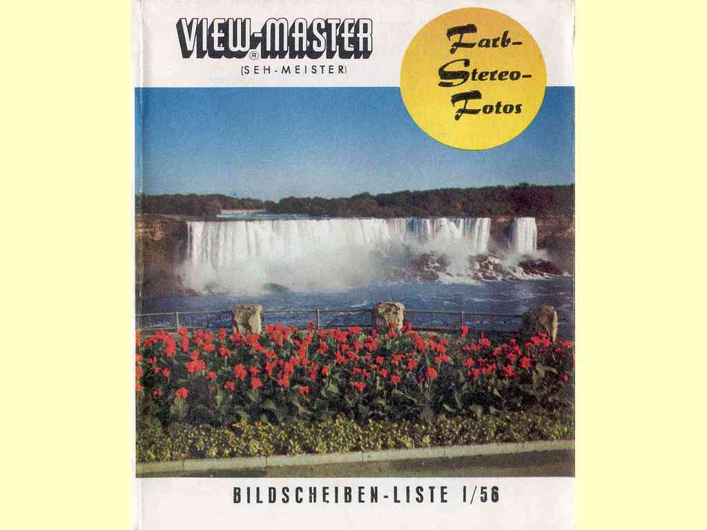 View-Master  -  I/56