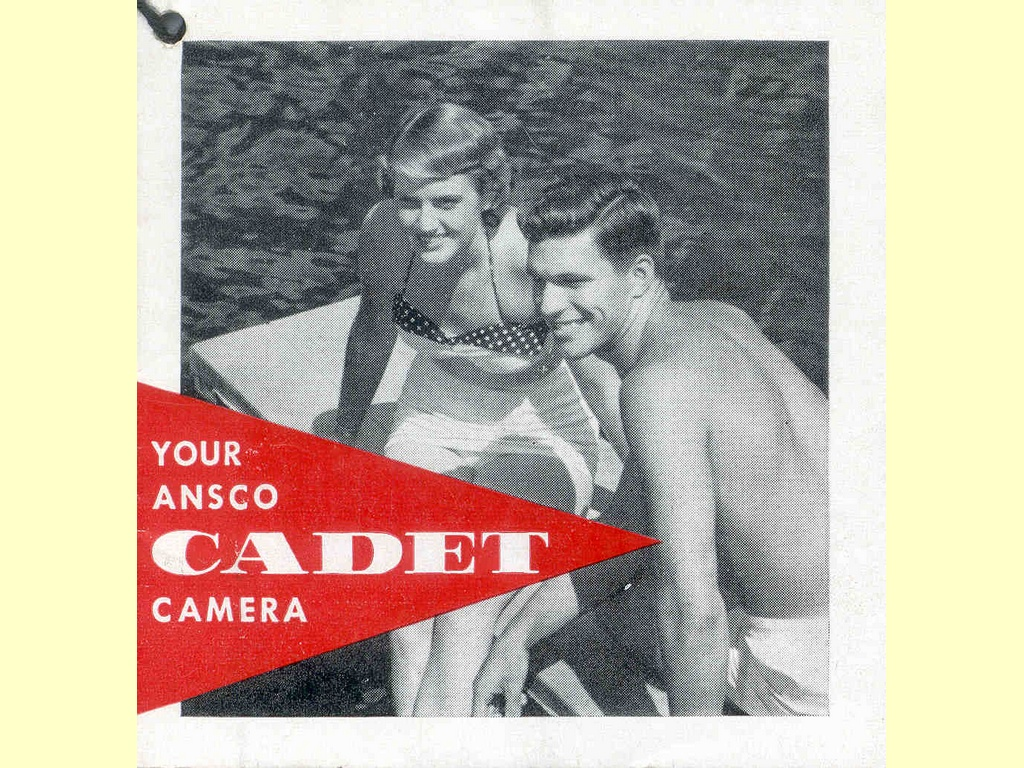 Your Ansco Cadet Camera  -  C12484