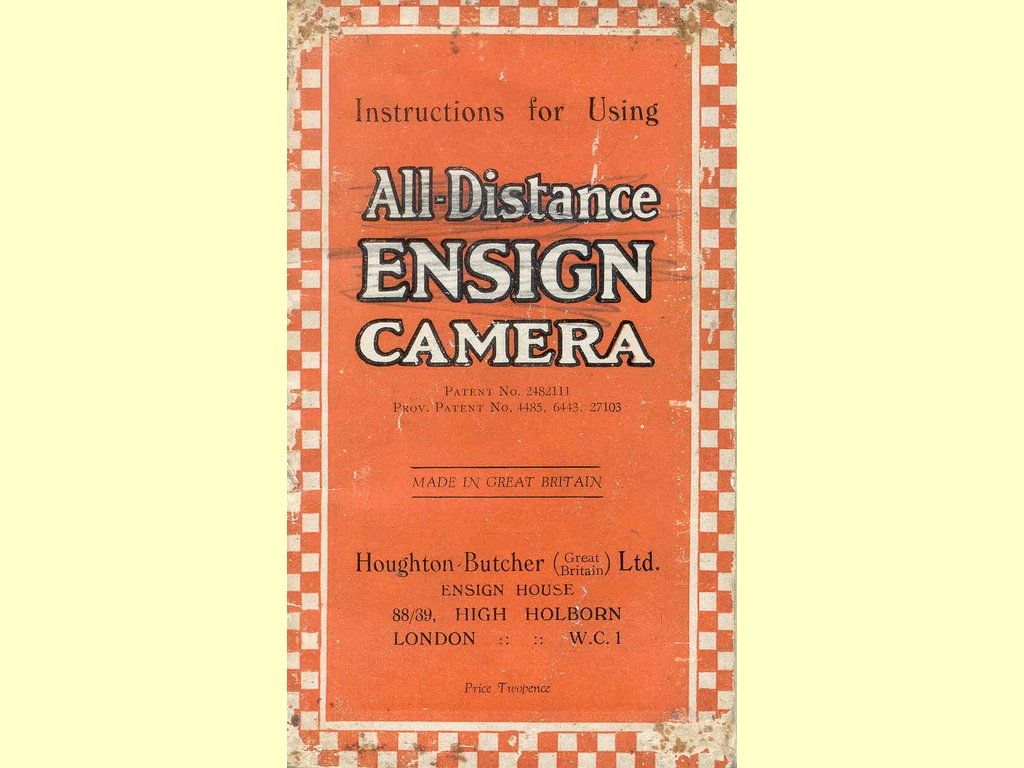 All Distance Ensign Camera…  -  unbekannt