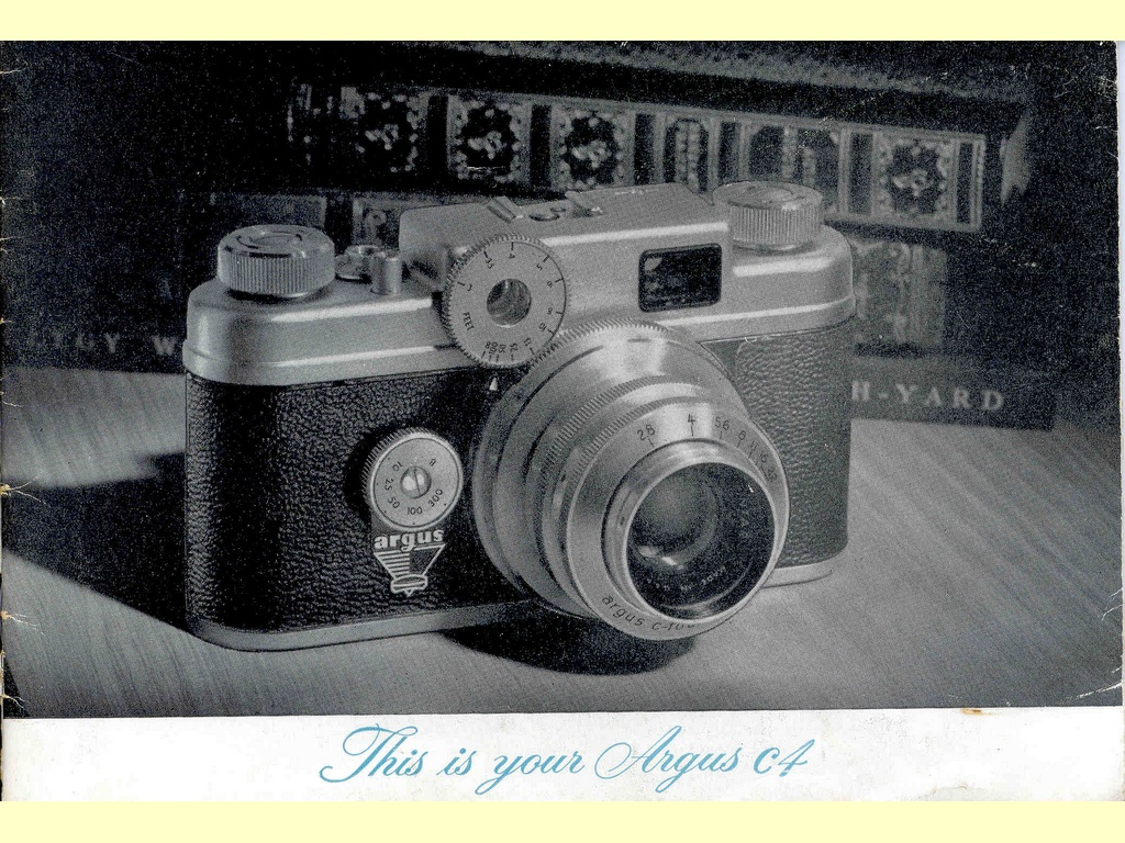 This is your Argus C4  -  Part No. 23287-579