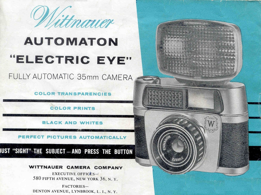 Automaton Electric Eye  -  unbekannt