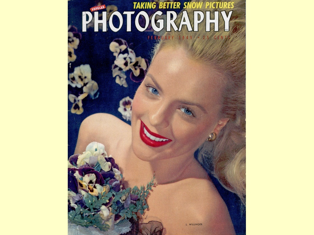 Popular Photography  -  February, 1949