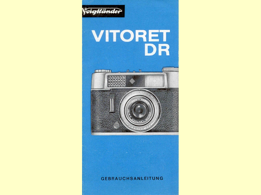 Vitoret DR  -  173 09 - 12 A / 1065 oe