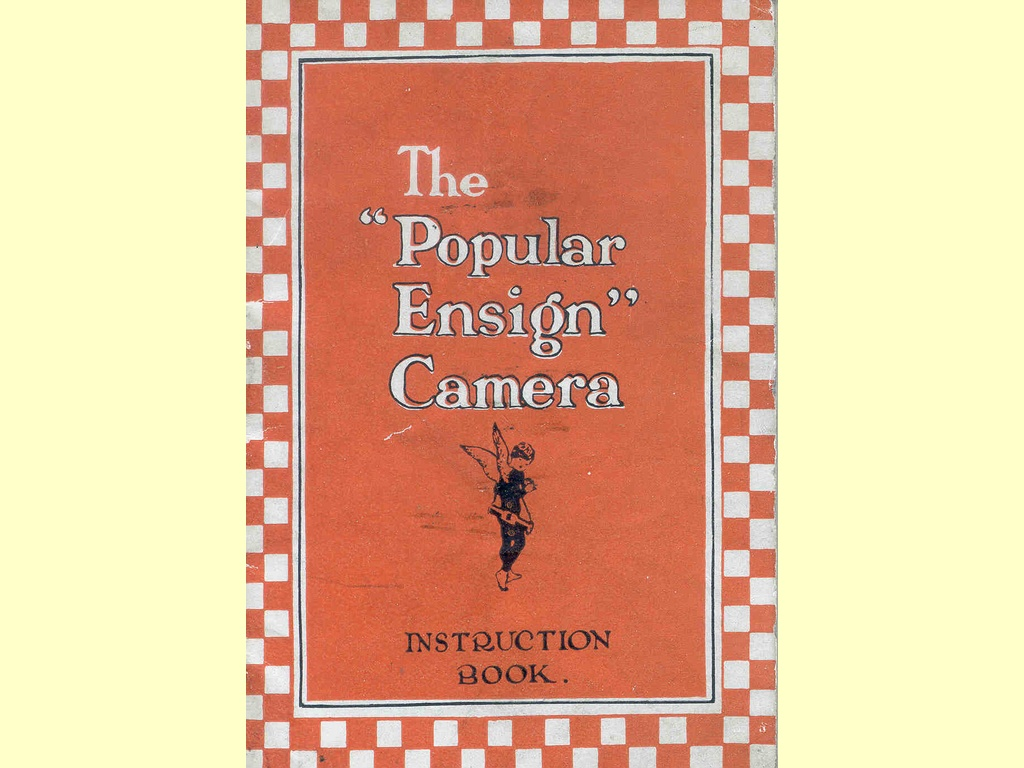 The Popular Ensign Camera  -  unbekannt