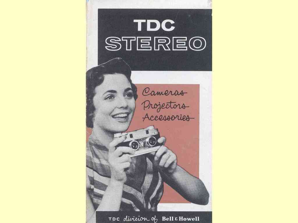TDC Stereo  -  10501
