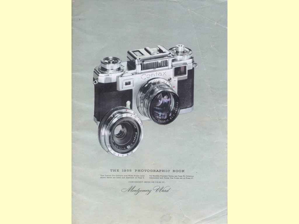 The 1955 Photographic Book  -  1955